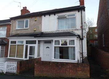 Thumbnail 2 bed terraced house to rent in Scarcliffe Street, Mansfield