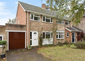 Thumbnail 3 bedroom semi-detached house for sale in North Ascot, Berkshire