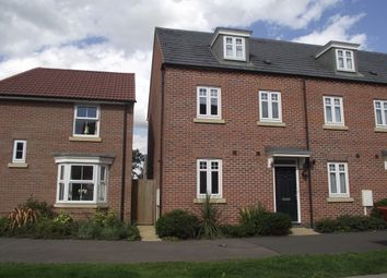 Thumbnail 3 bed property to rent in Severus Crescent, North Hykeham, Lincoln