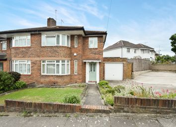 Thumbnail 3 bedroom semi-detached house for sale in St. James Avenue, Whetstone
