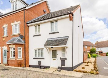Thumbnail 3 bed end terrace house for sale in Merryweather Road, Swaffham