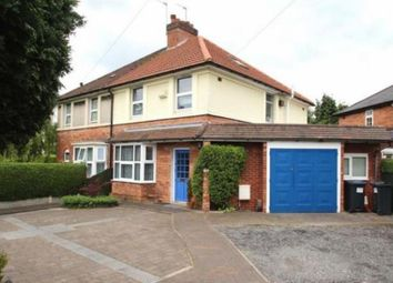 Thumbnail 3 bed semi-detached house to rent in Hilldrop Grove, Harborne, Birmingham