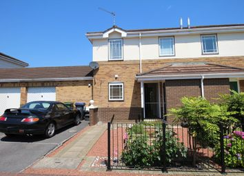 Thumbnail 3 bed semi-detached house to rent in Beverley Way, Chippenham