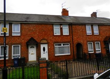 Thumbnail 2 bedroom terraced house for sale in Flodden Street, Walker, Newcastle Upon Tyne