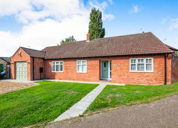 Thumbnail 3 bed detached bungalow for sale in Woods Close, Ditchingham, Bungay
