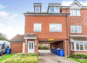 Thumbnail 2 bed maisonette for sale in Barley House, Great Easthall Way, Sittingbourne, Kent