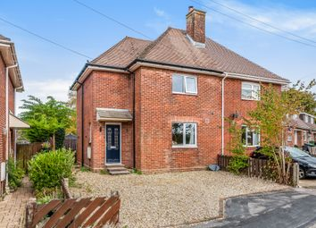 Thumbnail 2 bed semi-detached house for sale in Gordon Avenue, Winchester
