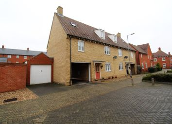 Thumbnail 3 bed town house for sale in Valentinus Crescent, Colchester