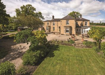 Thumbnail 5 bed country house for sale in Middle Leazes Lane, Hexham, Northumberland