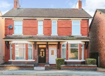 Thumbnail 3 bed semi-detached house for sale in Crewe Road, Wheelock, Sandbach, Cheshire