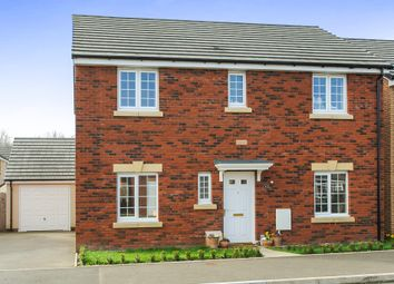 Thumbnail 4 bed detached house for sale in Kemble Road, Monmouth