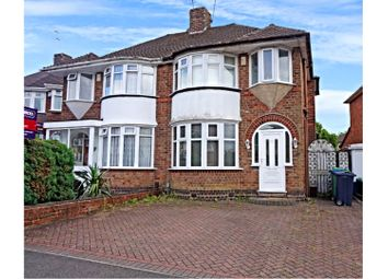Thumbnail 3 bed semi-detached house for sale in Park Avenue, Oldbury