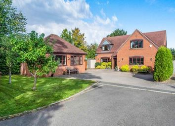 Thumbnail 5 bed detached house for sale in Rye Hill Lane, Broughton Hackett, Worcester, Worcestershire
