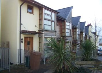 Thumbnail 3 bed terraced house to rent in Cornwall Street, Devonport, Plymouth