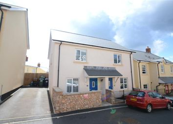 Thumbnail 2 bed semi-detached house for sale in Charles Road, Kingskerswell, Newton Abbot, Devon