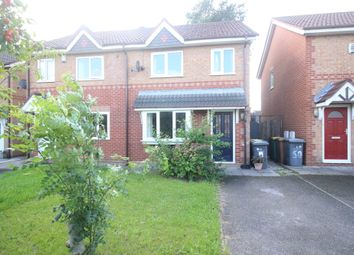 Thumbnail 3 bed semi-detached house for sale in St Margarets Close, Ingol, Preston