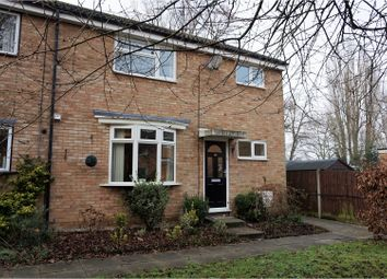 Thumbnail 4 bed end terrace house for sale in Jocelyns, Harlow