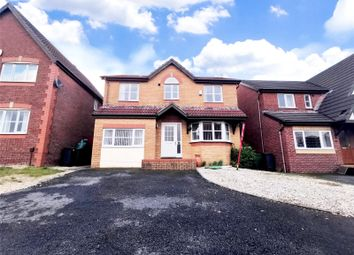 Thumbnail 4 bed detached house for sale in Tarragon Way, Pontprennau, Cardiff