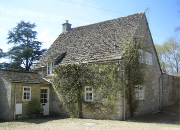 Thumbnail 2 bed cottage to rent in Charlton Road, Tetbury
