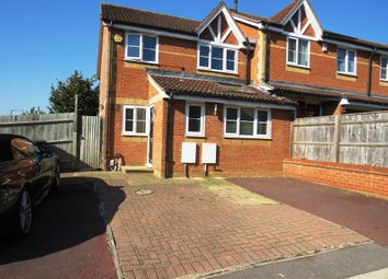 Thumbnail End terrace house for sale in Lovegrove Drive, Slough