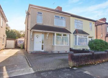 Thumbnail 3 bed semi-detached house for sale in Station Road, Filton, Bristol