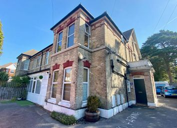 Thumbnail 2 bed flat for sale in Flat 4, 47 Alumhurst Road, Westbourne, Dorset