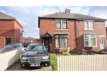 2 bed semi-detached house for sale in Churcher Gardens, Wallsend NE28