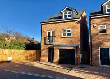 Thumbnail 4 bed detached house for sale in Garden Court Hollins Lane, Middlesbrough