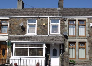 Thumbnail 3 bed terraced house to rent in Bridge Street, Maesteg, Mid Glamorgan