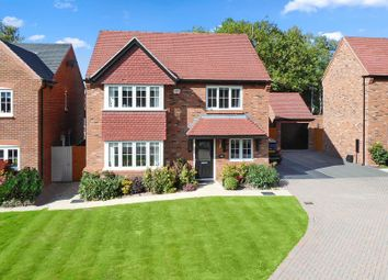 Thumbnail 4 bed detached house for sale in Ladybower Way, Yarnfield, Stone