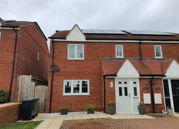 Thumbnail 4 bed semi-detached house for sale in Lowford Hill, Bursledon, Southampton