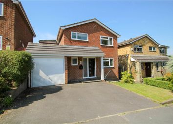 Thumbnail 3 bedroom detached house for sale in Wilders Close, Frimley, Camberley, Surrey