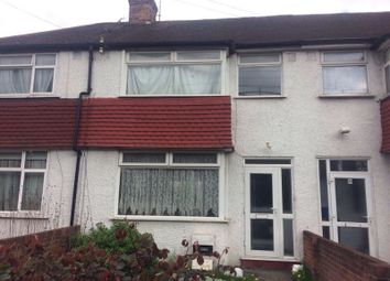 Thumbnail 3 bed end terrace house to rent in Abbey Wood, London