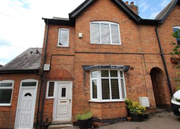 Thumbnail 2 bed semi-detached house for sale in Church Lane, Rearsby, Leicester