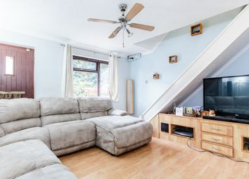 Thumbnail 2 bed end terrace house for sale in Ash Close, Brandon, Suffolk