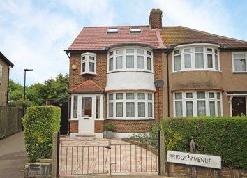 Thumbnail 4 bed semi-detached house for sale in Bridge Avenue, London
