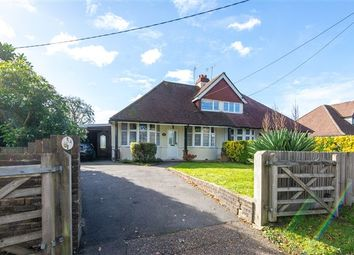 Thumbnail Bungalow to rent in Barnfield Road, Crawley