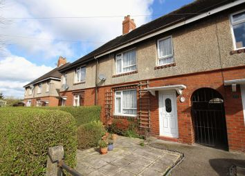 Thumbnail 3 bed terraced house for sale in Tittesworth Avenue, Leek, Staffordshire