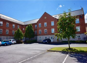Thumbnail 2 bed flat for sale in Cambrai Close, Lincoln