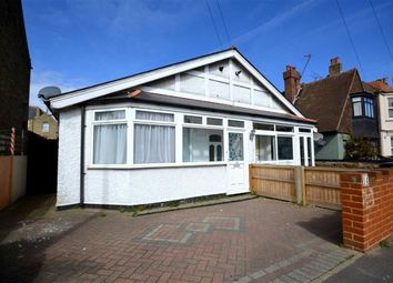 Thumbnail 3 bedroom semi-detached bungalow for sale in Lyndhurst Avenue, Margate, Kent