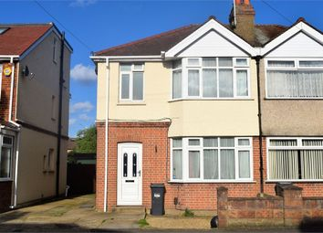 Thumbnail 3 bed semi-detached house to rent in Gladstone Avenue, Feltham, Middlesex