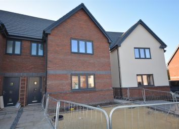 Thumbnail 3 bed semi-detached house for sale in Lace Gardens, Ruddington, Nottingham