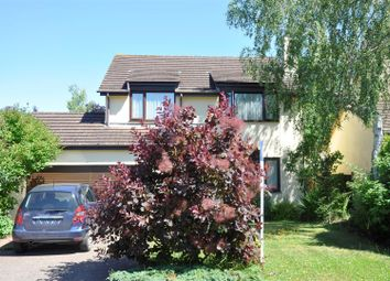 Thumbnail 4 bed detached house for sale in Drakes Meadow, Cheriton Fitzpaine, Crediton