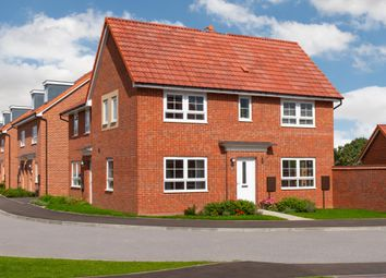 "Thumbnail 3 bed detached house for sale in ""Ennerdale"" at Haydock Park Drive, Bourne"