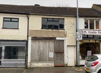 Thumbnail Retail premises for sale in 22 Hope Street, Hanley, Stoke-On-Trent, Staffordshire