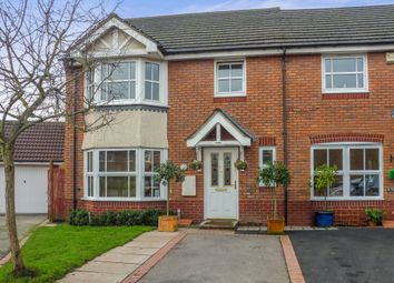Thumbnail 4 bed end terrace house for sale in Yeomanry Close, Sutton Coldfield