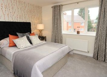 "Thumbnail 2 bedroom property for sale in ""The Lockton At Roman Fields"" at Fletcher Way, Peterborough"