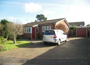 Thumbnail 2 bed detached bungalow for sale in Oakmere Close, Potters Bar