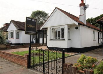 Thumbnail 3 bed semi-detached bungalow for sale in Vardon Drive, Leigh-On-Sea