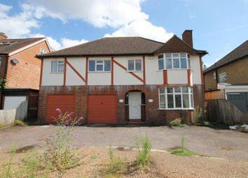 Thumbnail 5 bed detached house for sale in Sidney Road, Walton-On-Thames